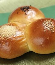 【製パン】三色あんぱん