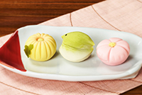 <和菓子の日> 特別体験授業