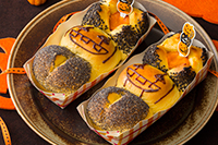 カボチャのちきりあんパン <留学生サポートつき!>
