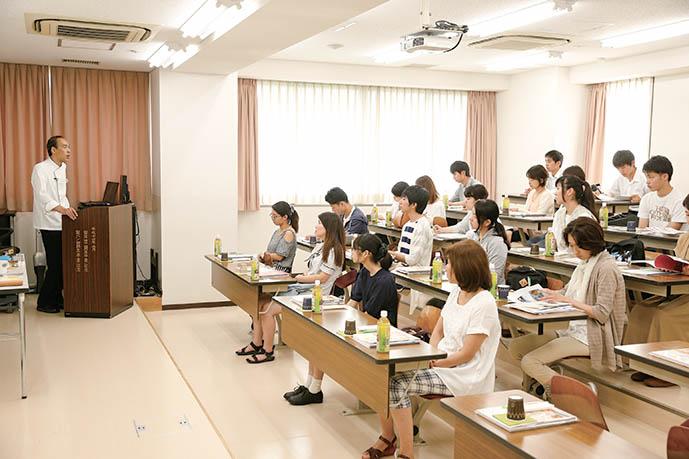 ガイダンスコース+洋菓子コース