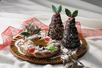 クリスマスツリー クリスマスリース