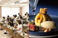 留学生ガイダンス+洋菓子コース