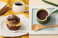 【洋菓子】チョコバナナシュー 【和菓子】水羊羹
