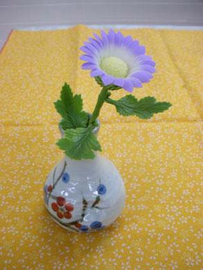 飾り菓子「野菊」