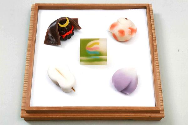 日本菓業振興会 作品品評会で 本校 和菓子担当 河合教師が技能賞を受賞!
