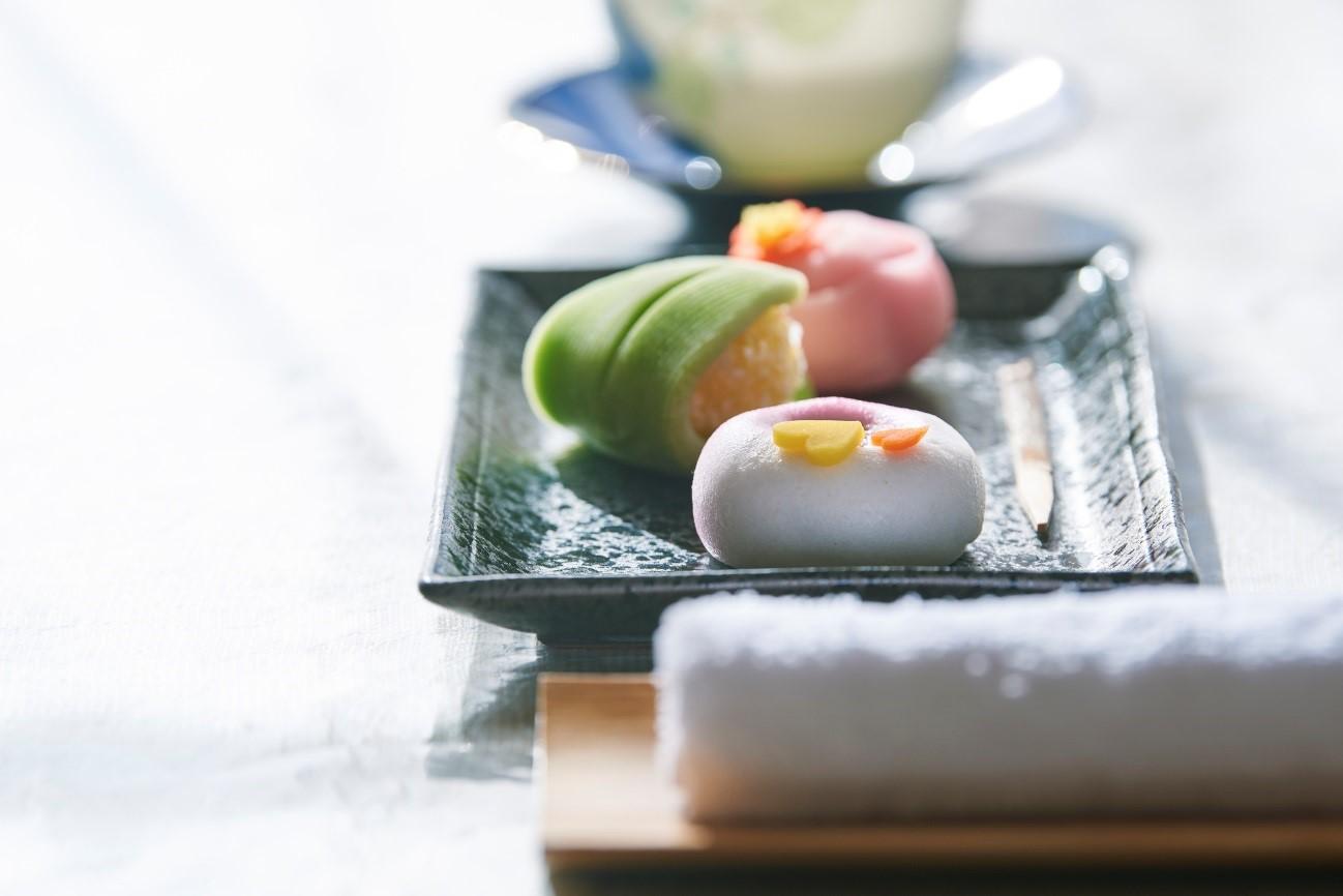 日本の四季と和菓子の関係性