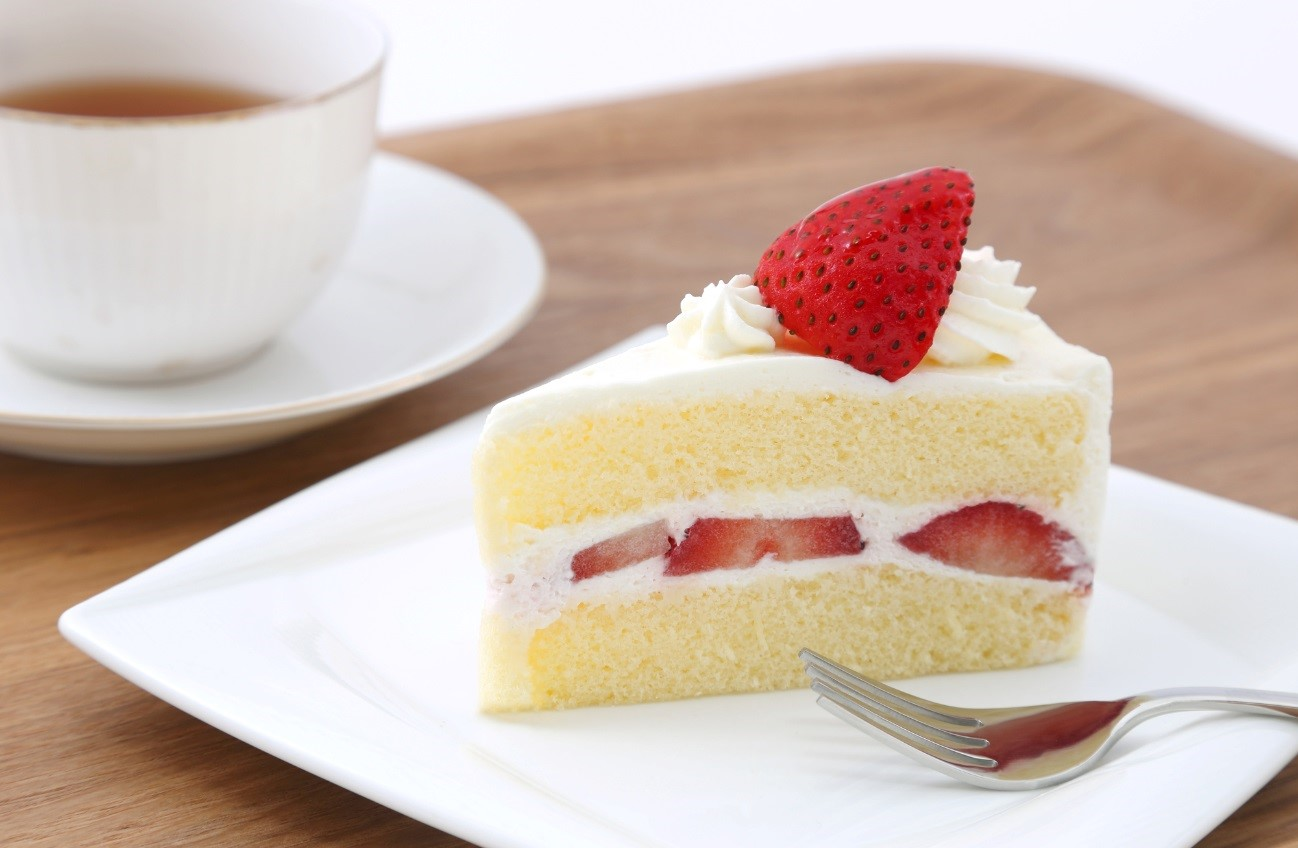 日本では定番 ショートケーキの豆知識