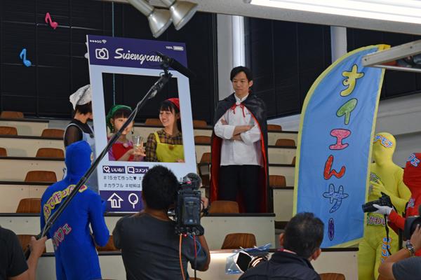 NHK Eテレにて放送中の「すイエんサー」に洋菓子担当 酒井教師が出演!!