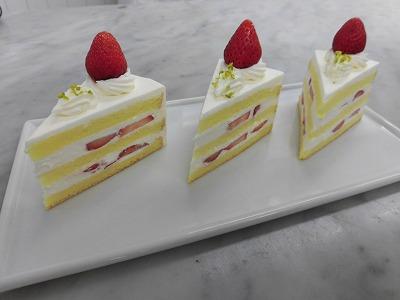 ショートケーキ大好き❤